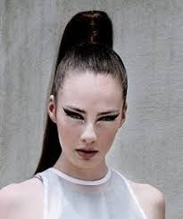 i source christchurch models named faces of talent at nz fashion week makeup artist