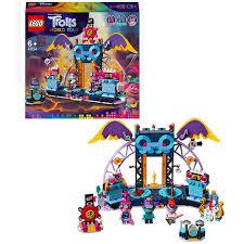 Купить <b>LEGO Trolls</b> 41254 <b>Конструктор</b> ЛЕГО Тролли <b>Концерт</b> в ...