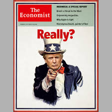 economist cover donald trumps rise seen through the economists covers tracking