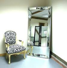 wall mirrors large with frame floor mirror collage