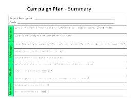 Professional Calendar Template Marketing Calendar Template Lovely Campaign Schedule New