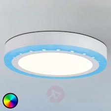led ceiling light sol rgb colour change function 7600869 01