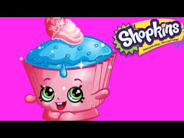 Shopkins Cupcake Chic Season 2 Fun Coloring Activities Page For
