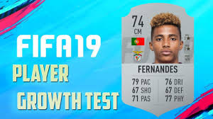 FIFA 19 | Gedson Fernandes | Growth Test + Gameplay | INCREDIBLE BOX TO BOX  MIDFIELDER!