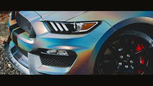3m Wrap Film Series 1080 Gloss Flip Psychedelic Teaser