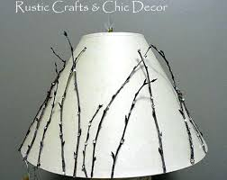 rustic lamp shades lamp shades in a rustic chic style rustic lamp shades canada rustic lamp shades