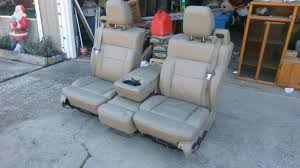 ford f150 leather truck seats power for in folsom ca 5miles and