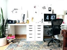 home office double desk. Double Desk Home Office Traditional By Larkspur Architects Building Designers .