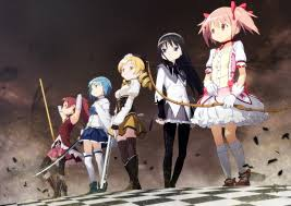 Puella Magi Madoka Magica Declaration Feminism Bitch Flicks