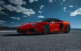 Ultra HD 4K Lamborghini Wallpapers HD ...