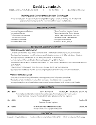 Training Consultant Resume Training Consultant Sample Resume Soaringeaglecasinous 15