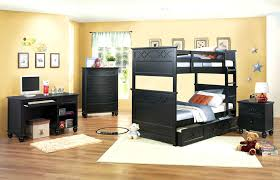 bedroom charming black computer desk and licious white rug design plus ravishing black wooden twin carpets bedrooms ravishing home