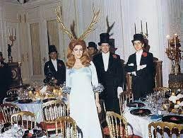 The Rothschild Illuminati Ball 1972   Journey of the Orange Thread