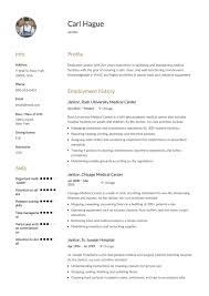 Janitor Resume Sample 60 Janitor Resume Samples 60 Free Downloads 48