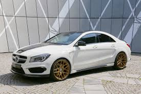 Love it or hate it! The Mercedes-Benz CLA 45 AMG by Loewenstein ...