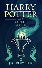 look inside this book harry potter and the goblet of fire by rowling j k