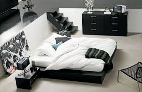 awesome bedrooms black. bedroom extraordinary design ideas of awesome with black wooden bed frames and white bedding sheets also pillows bedside tables bedrooms e
