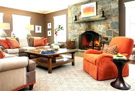 Brown And Red Living Room Ideas Best Decorating