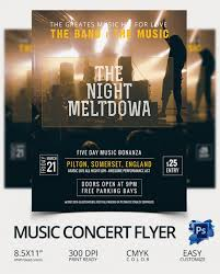 band flyer generator band flyer maker insaat mcpgroup co
