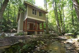 tiny mountain houses. Fine Houses 3 Quiet On The Creek Intended Tiny Mountain Houses E