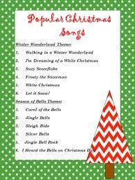 Christmas Program Theme Christmas Holiday Concert Music Program Kit