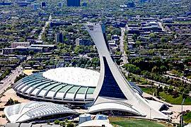 Olympic Stadium Montreal Wikipedia
