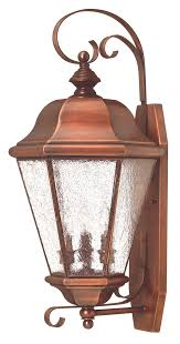 copper outdoor lighting home design ideas and pictures