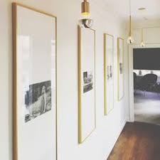 horizontal black and white photos are custom framed in vertical mouldings with super long matboards just goes to show don t let the orientation of the  on large gold framed wall art with 1105 best wall art images on pinterest apartments bedroom and