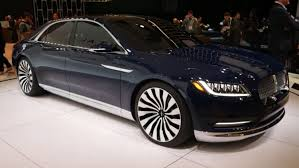 new car 2016 usa2016 Lincoln Continental Car Reviews Price and Release Date