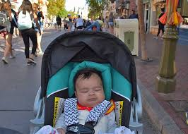 secrets for going to disneyland with a baby