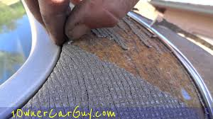 vinyl top repair replacement diy paint tips spray paint a vogue car roof how to