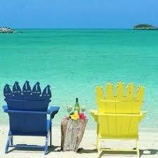 adirondack chairs on beach. Beautiful Chairs Paradise Chairs On The Beach On Adirondack Beach R