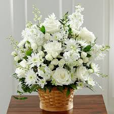 The FTD Heartfelt Condolences Arrangement