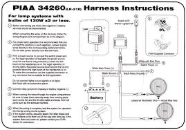 piaa wiring harness diagram new era of wiring diagram • piaa 540 wiring diagram explore wiring diagram on the net u2022 rh bodyblendz store ididit wiring