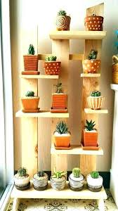 diy wood plant stand tiered wooden multi tier 50 best indoor plant stands for all plants awesome stuff 365