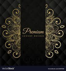 Mandala Design Background Premium Ornamanetal Mandala Design Background