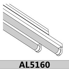 al lighting al5250. linear t-5 architectural and cove al lighting al5250 s