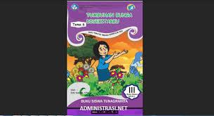 Buku profesi merupakan buku seri pembelajaran tematik untuk siswa tunagrahita kelas x. Buku Siswa Tunagrahita Kelas 3 Tema 6 Tumbuhan Bunga Disekitarku Administrasi Net