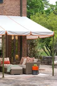diy pvc canopy patio roof ideas canopy backyard shade solutions do it yourself aluminum awnings diy pvc canopy ds