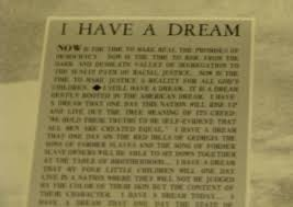 i have a dream rdquo turns grosvenor rare book room one to commemorate the 50th anniversary of the ldquoi have a dreamrdquo speech made by martin luther king jr during the on washington