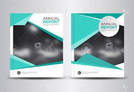 Leaflet Design Portfolio Annual Report Template Polygon Background Brochure Design Cover