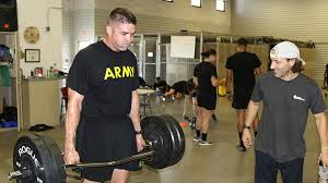 Army Physical Fitness Test Chart Soldier Is First To Achieve Perfect Score On New Army