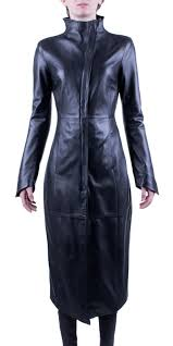 hermes leather coat