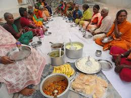 reports on donate food for destitute elderly people sponsoring food for poor old age persons home