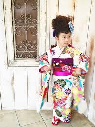 七五三の着物に合わせたい7歳の女の子向けヘアアレンジ10選 ママリ
