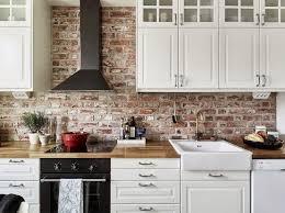 White Brick Wall Texture Interior Background Design Ideas and Remodel. Backsplash  Kitchen ...