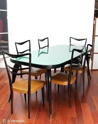 1950s dining table and chairs beautiful dining room set in the style of from 1950 oak