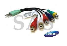 samsung tv cable. television av \u0026 component adapter cable - bn39-01154w samsung tv cable