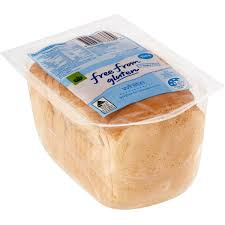 Woolworths Free From Gluten White Bread 550g Woolworths