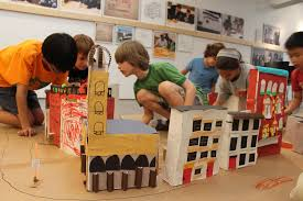 What Are Your Kids Doing This Summer A Look At Architecture